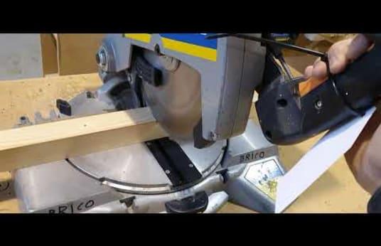 Ingletadora VIRUTEX TM 33 L