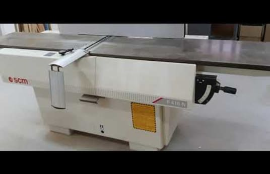SCM F 410 N Poravnalni skobeljni stroj