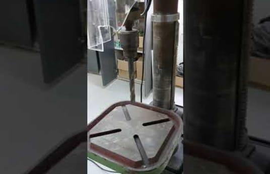ASLAK Ständerbohrmaschine