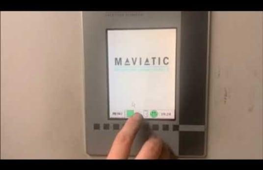 Máquina de limpieza estacionarias MAFAC JAVA 9730 Parts