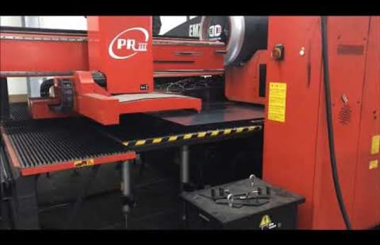 AMADA EMZ-3510 NT CNC Punching Machine