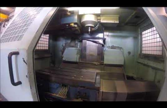 MATSUURA FX 1G Vertical Machining Center