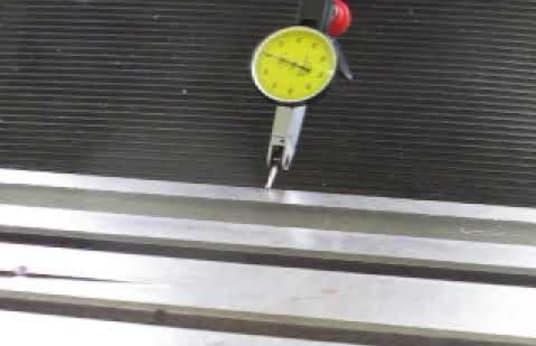 LAGUN FTV 4 Milling Machine