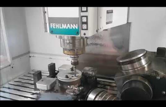 FEHLMANN PICOMAX 90 CNC CNC Marógép