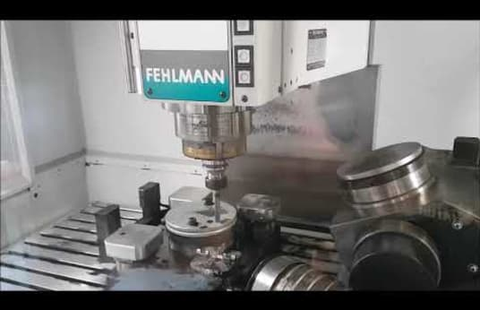 FEHLMANN PICOMAX 90 CNC Milling Machine