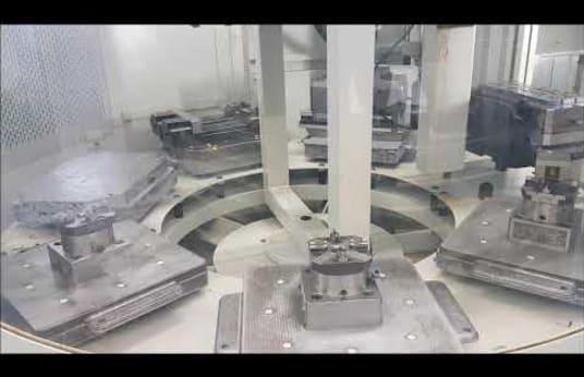 MIKRON UCP 600 VARIO 5-Axis-Függőleges megmunkáló központ