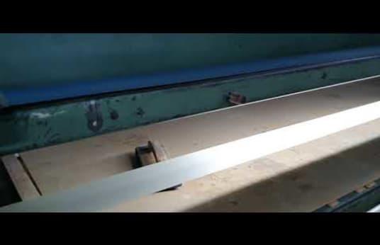 Levigatrice a nastro lungo FRB 1000