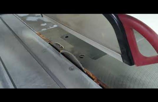 SCM SI 400 E Sliding Table Saw