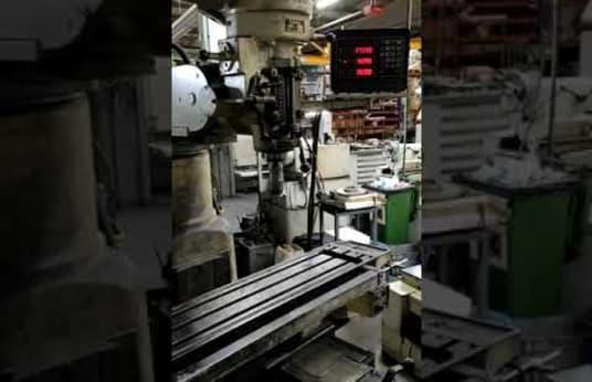 KONDIA FV-1 Turret milling machine