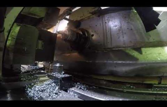 WMW DFS NC Esztergagép
