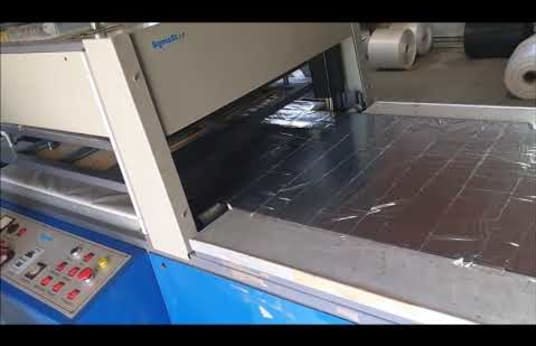CIBRA SIGMASTAR Thermoplastic form sealing machine