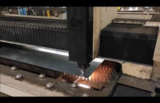Lazer Kesim Makinesi BODOR F1530T Fiber