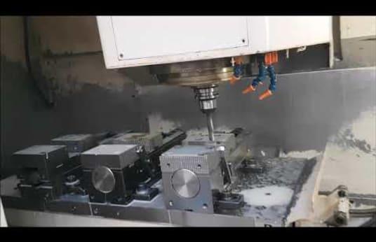 OKUMA MX-45 VAE CNC Vertical Machining Centre