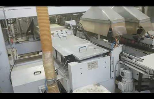 WEEKE BST 100/30/E Durchlaufbohrmaschine