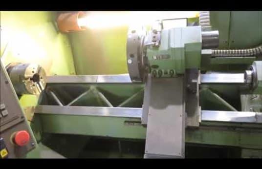CNC Tezgahı WEILER 200 CNC