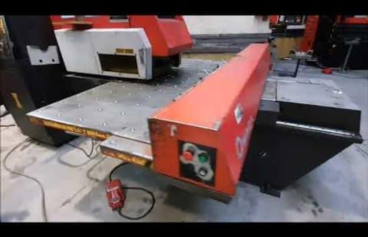 AMADA Aries 245 CNC Profile Punching machines