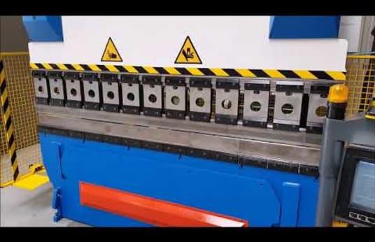 GASPARINI PBS 75 x 2550 Hydraulic Pressbrake