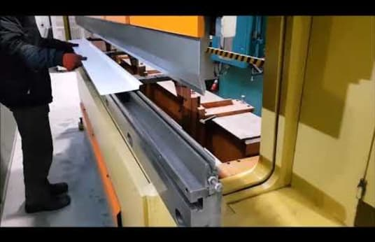 BEYELER RT 125 t x 3100 CNC Hydraulic Pressbrake
