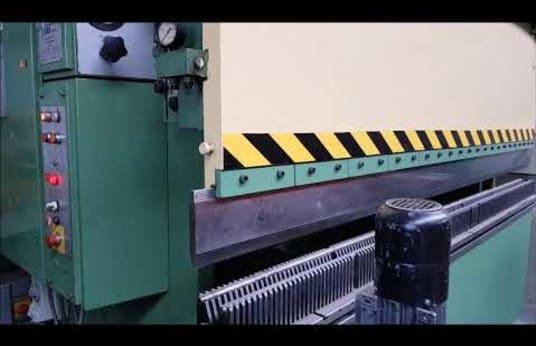 LVD PPNMZ 110 x 30 NMC Hydraulische Abkantpresse