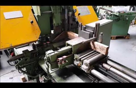 BEHRINGER HBP 260 Aut Automatic Bandsaw
