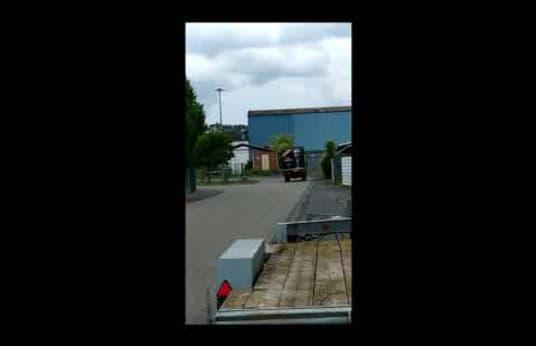 MERCEDES BENZ Old-timer Truck