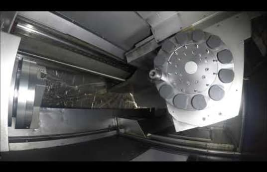 MONFORTS MNC 500 L CNC stružnica