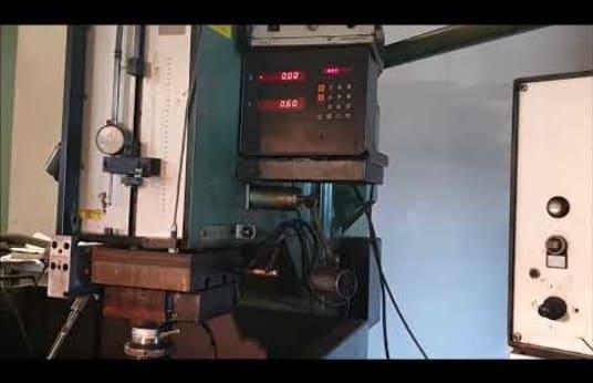 AEG ELOTHERM ELBOMAT 333 Senkerodiermaschine