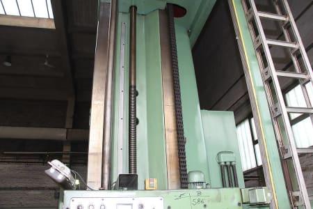 Mandrinadora de columna móvil con mesa giratoria WOTAN B 160 P i_00360735