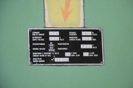 Mandrinadora de columna móvil con mesa giratoria WOTAN B 160 P i_00360744