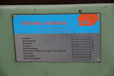 WOTAN B 160 P Horizontális fúró-marómű with rotary table i_00361257