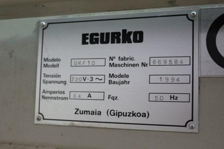 Kenar Bantlama Makinesi EGURKO UK 10 i_02168022