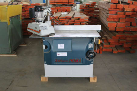TECNICA S 300 SUPER Sliding Table saw Machine i_02399109