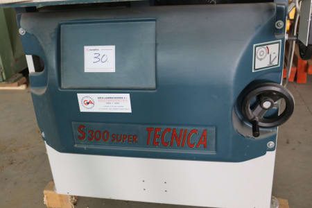 TECNICA S 300 SUPER Sliding Table saw Machine i_02399115