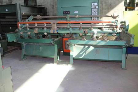 LA SCOLPITRICE 8 T Schnitzmaschine i_02399887