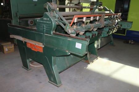 LA SCOLPITRICE 8 T Schnitzmaschine i_02399889
