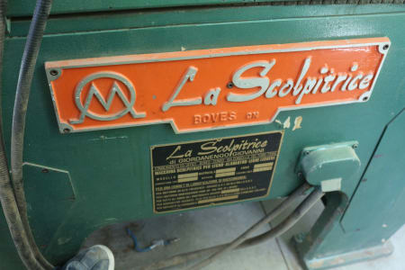 LA SCOLPITRICE 8 T Carving Machine i_02399899
