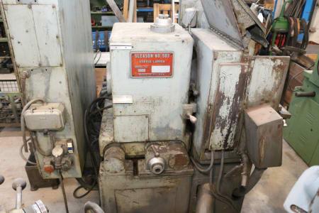 Lapeadora de engranajes GLEASON 503 i_02681610