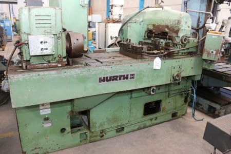 HURTH KF 32 A Cycles Milling Machine i_02681697