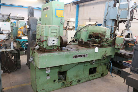 HURTH KF 32 A Cycles Milling Machine i_02681698