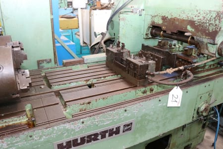 HURTH KF 32 A Cycles Milling Machine i_02681702