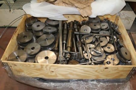 MIKRON A 35 / 36 Gear Lefejtő marógép i_02682381