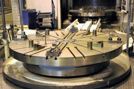 GIDDINGS & LEWIS VTC 2500 CNC-Vertical Lathe / Milling Center i_02755853