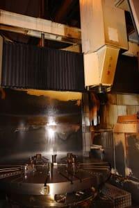 GIDDINGS & LEWIS VTC 2500 CNC-Vertikal Dreh und Fräszentrum i_02755856