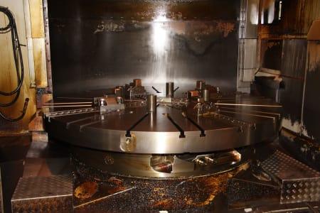 GIDDINGS & LEWIS VTC 2500 CNC-Vertikal Dreh und Fräszentrum i_02755857