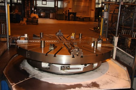 GIDDINGS & LEWIS VTC 2500 CNC-Vertikal Dreh und Fräszentrum i_02755859