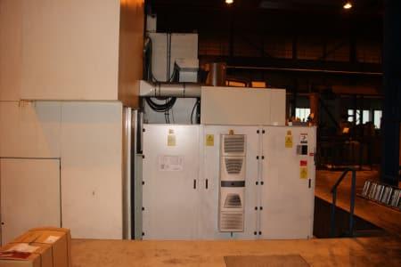 GIDDINGS & LEWIS VTC 2500 CNC-Vertikal Dreh und Fräszentrum i_02755860