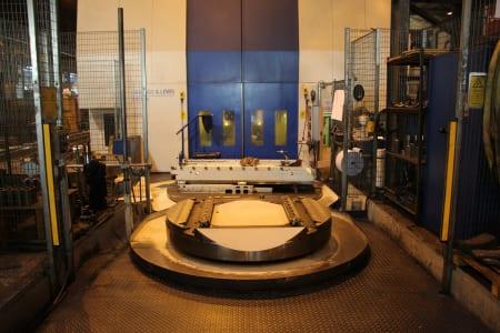 GIDDINGS & LEWIS VTC 2500 CNC-Vertikal Dreh und Fräszentrum i_02755862