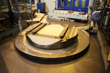GIDDINGS & LEWIS VTC 2500 CNC-Vertikal Dreh und Fräszentrum i_02755864