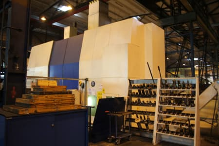 GIDDINGS & LEWIS VTC 2500 CNC-Vertikal Dreh und Fräszentrum i_02755865