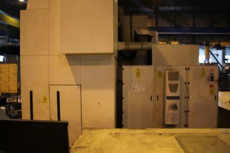 GIDDINGS & LEWIS VTC 2500 CNC-Vertikal Dreh und Fräszentrum i_02755867